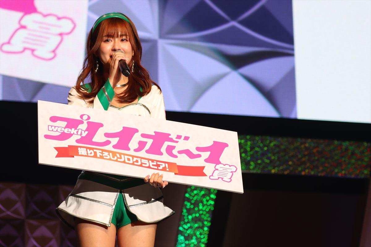 「GOODRIDE日本レースクイーン大賞2019・グランプリは「川村那月さん」に決定!【東京オートサロン2020】」の25枚目の画像