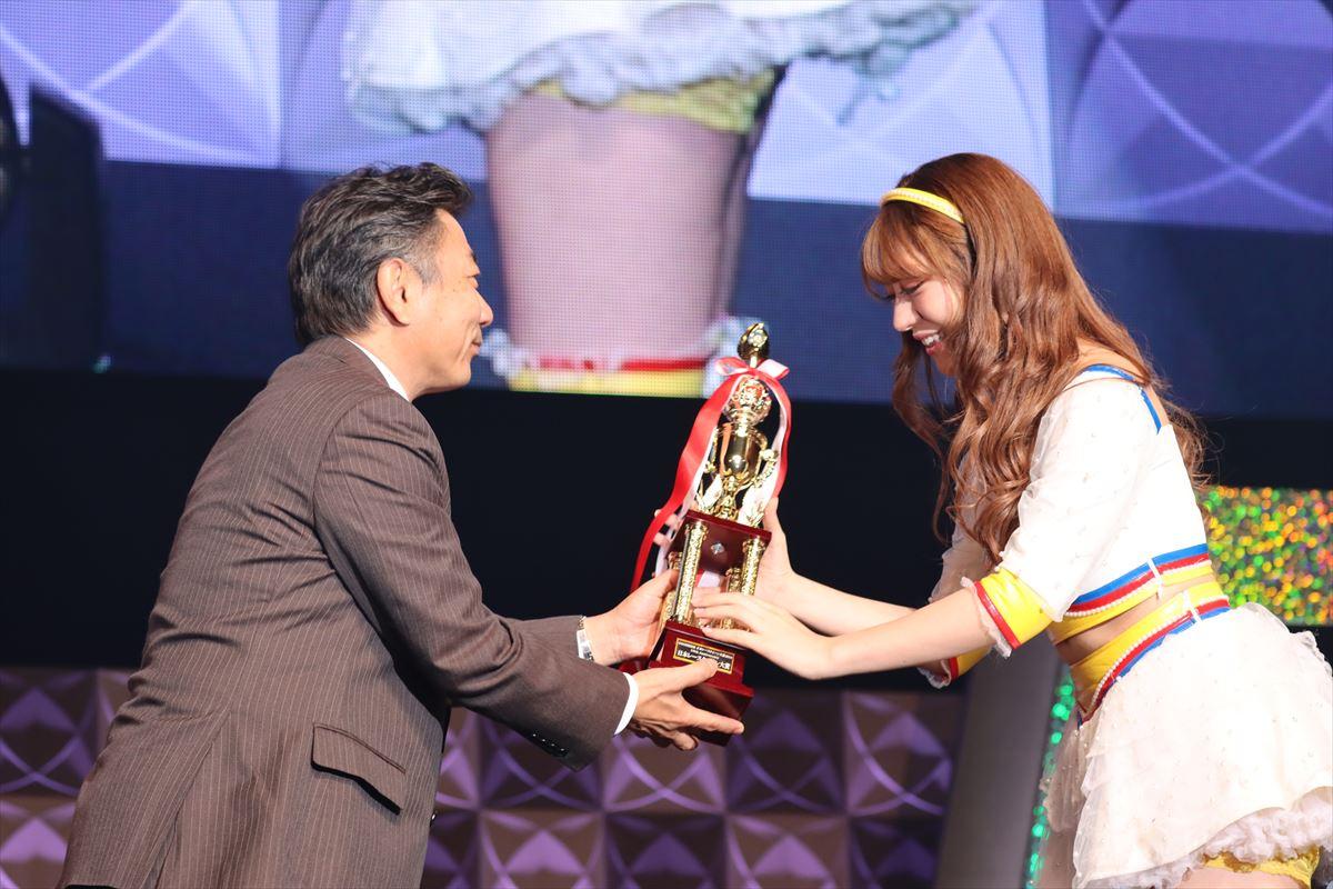 「GOODRIDE日本レースクイーン大賞2019・グランプリは「川村那月さん」に決定!【東京オートサロン2020】」の26枚目の画像