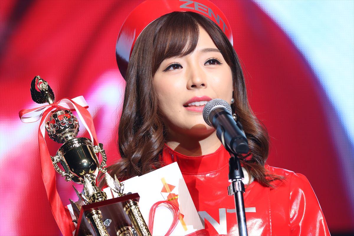 「GOODRIDE日本レースクイーン大賞2019・グランプリは「川村那月さん」に決定!【東京オートサロン2020】」の32枚目の画像