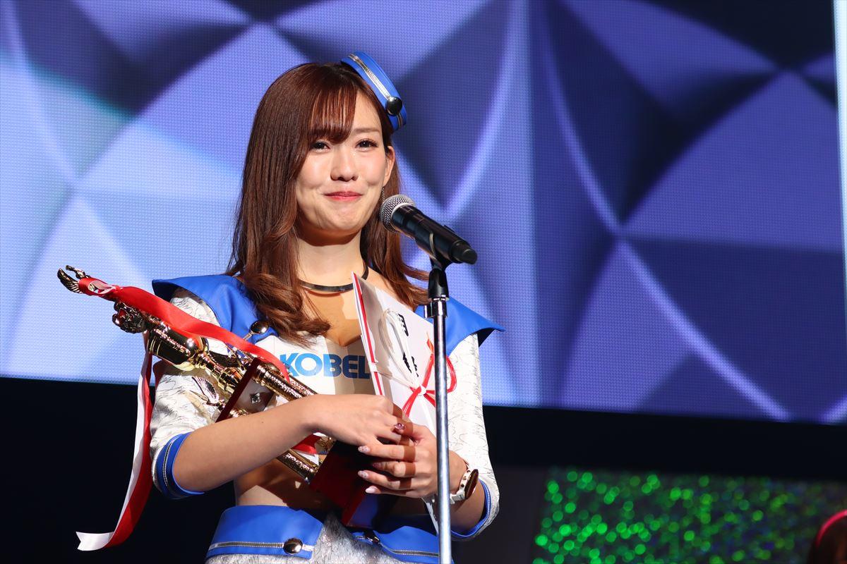 「GOODRIDE日本レースクイーン大賞2019・グランプリは「川村那月さん」に決定!【東京オートサロン2020】」の36枚目の画像