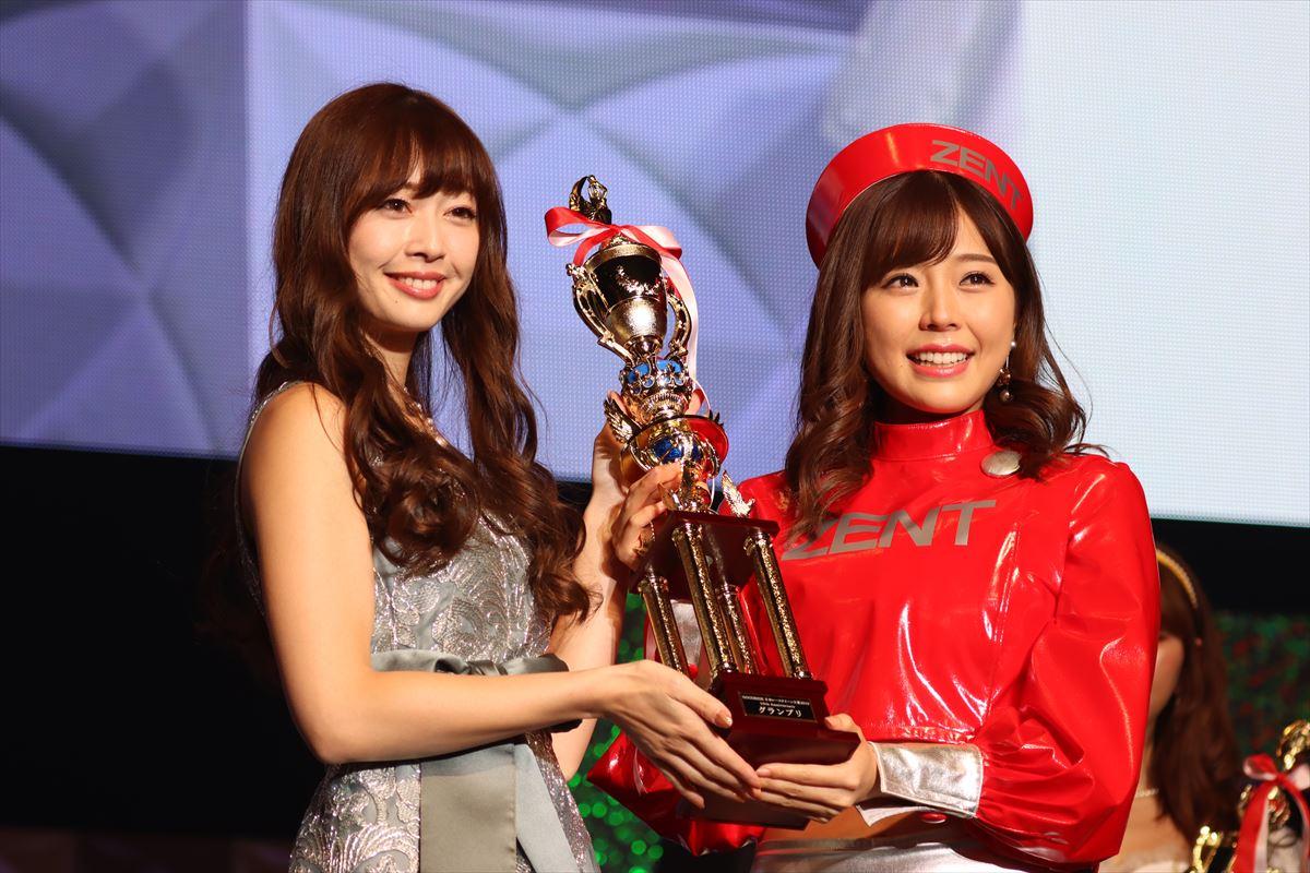 「GOODRIDE日本レースクイーン大賞2019・グランプリは「川村那月さん」に決定!【東京オートサロン2020】」の42枚目の画像