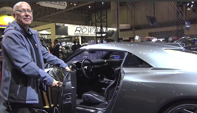 GT-R50 by イタルデザイン