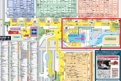 東京オートサロン2020会場全体図