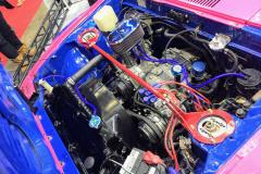 ブルピンセブンのエンジン