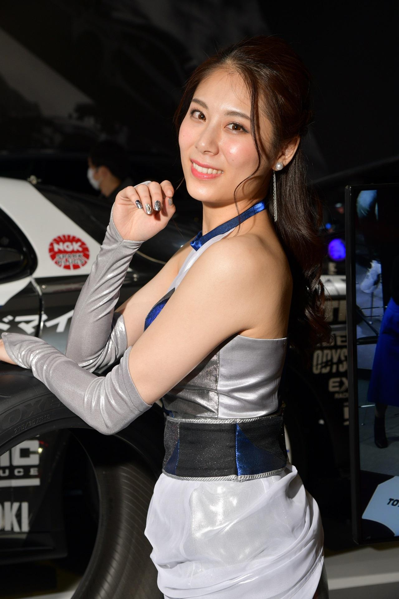 「勝手にニックネームコンテスト開催! 「TOYO TIRES」「NITTO」の女の子に愛称をつけよう【東京オートサロン2020】」の4枚目の画像