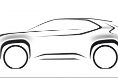 トヨタ ヤリス 派生SUV