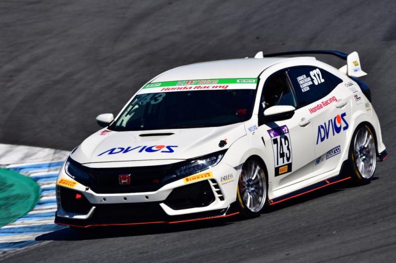 Honda R&D Challengeシビック