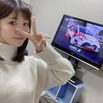 元SKE48・梅本まどか、PS4「WRC8」でドイツラリーに向けイメージトレーニング中!【隔週刊☆うめまど通信 vol.6】 - 20200225_madokaumemoto_vol6_07