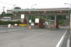 本町山中有料道路