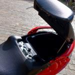 レバー1本でアクセル&回生ブレーキを操作可能なADIVA VX-1は新感覚の電動スクーターだ! - ADIVA_Testride07