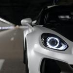 えっ、アルピーヌA110をリフトアップ?  スキーにも行けるオフロード仕様「スポーツX」初公開! - Alpine-A110-SportsX-show-car-4