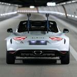 えっ、アルピーヌA110をリフトアップ?  スキーにも行けるオフロード仕様「スポーツX」初公開! - Alpine-A110-SportsX-show-car-8
