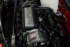 1991年式ホンダNSXのエンジンルーム