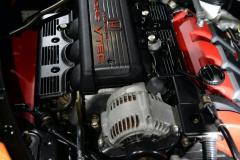 1997年式ホンダNSXタイプSのエンジンルーム