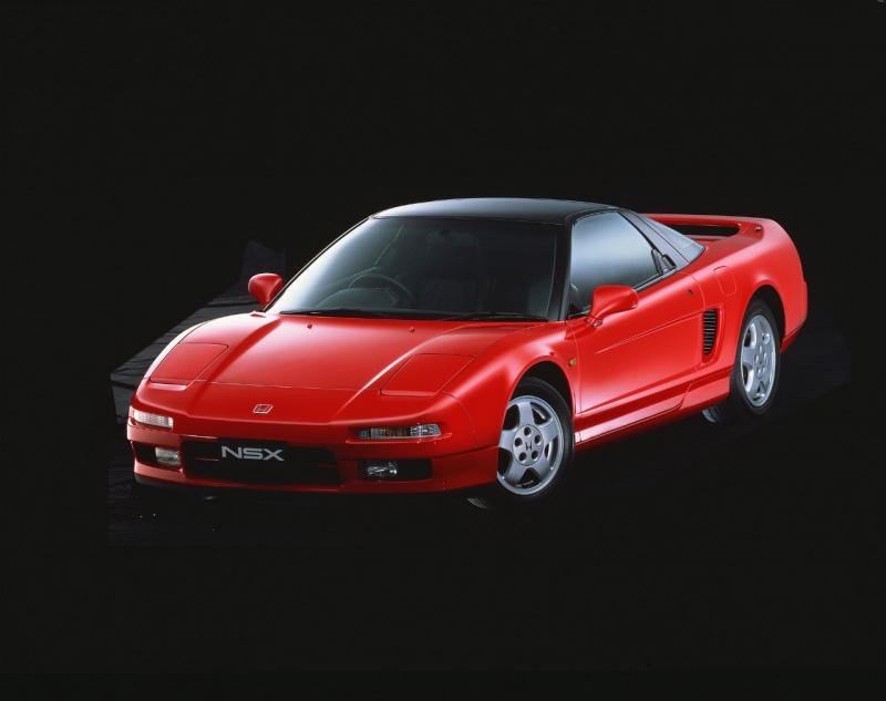 1990年発売ホンダNSX