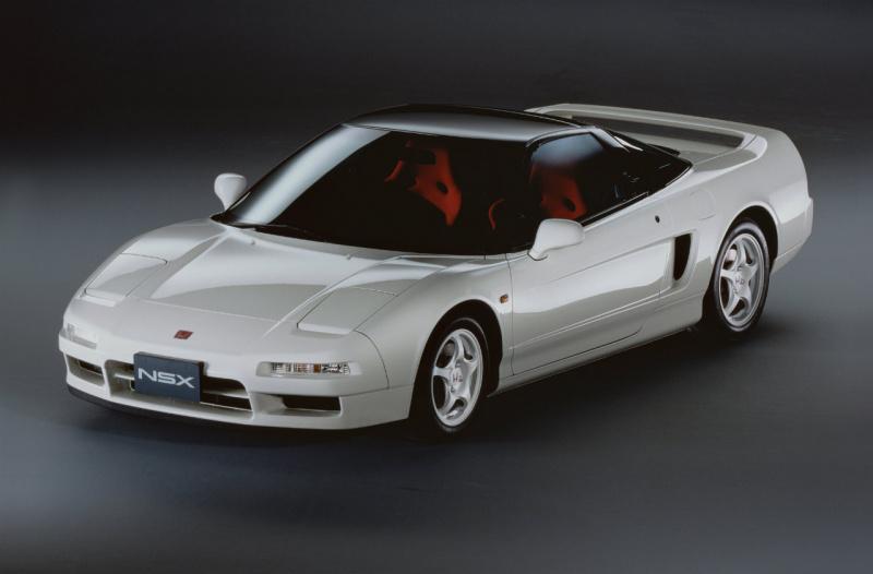 1992年発売ホンダNSXタイプR