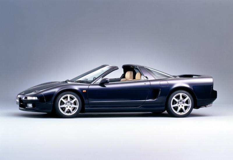 1995年発売ホンダNSXタイプT