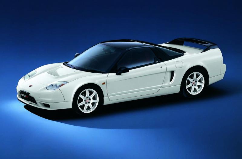 2002年発売ホンダNSX-R