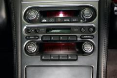 2003年式ホンダNSXタイプSのコンソール