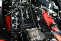 2003年式ホンダNSXタイプSのエンジンルーム