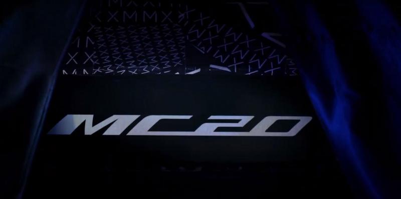 車名は「MC20」に決定。マセラティ史上 ...