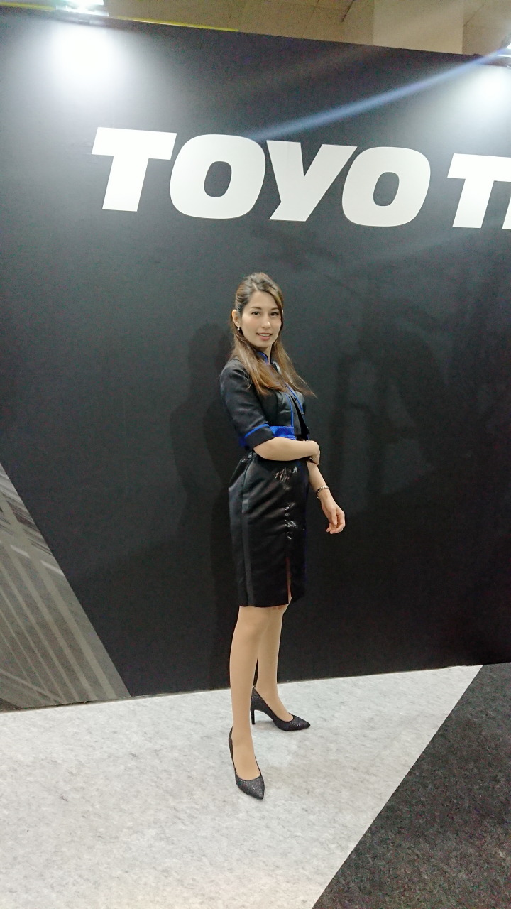 「TOYO TIRESでは美人三姉妹モデルと2人の受付嬢がお出迎え!【大阪オートメッセ 2020】」の35枚目の画像
