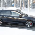 VW・ゴルフGTI、最強モデル「TCR」プロトタイプを初スクープ! - VW Golf GTI TCR 4