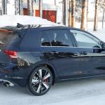 VW・ゴルフGTI、最強モデル「TCR」プロトタイプを初スクープ! - VW Golf GTI TCR 7