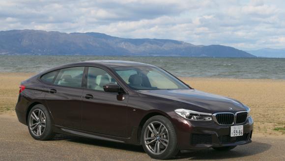 BMW6シリーズの外観01