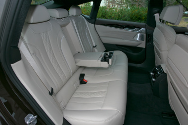 BMW6シリーズの内装06