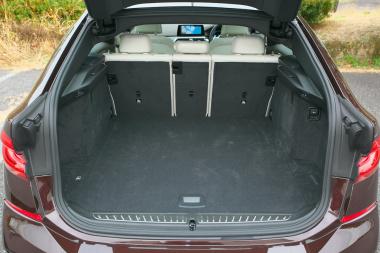 BMW6シリーズの内装07