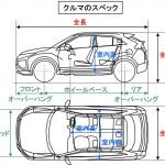 「【自動車用語辞典:スペックと分類「スペック」】サイズや重量を記した諸元表の見方をおぼえよう」の2枚目の画像ギャラリーへのリンク