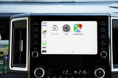 Apple Car Playでもgoogleマップが使えます