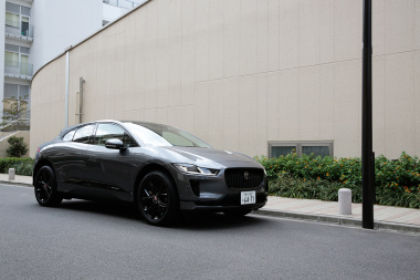 I-PACE 久保まい