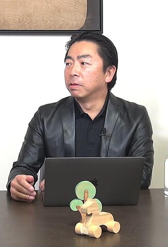 石井昌通さん