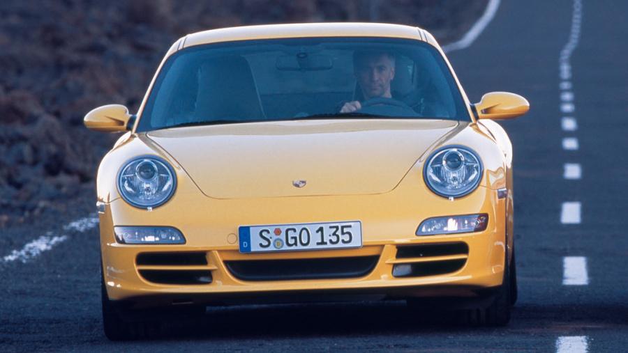 997型911の外観01