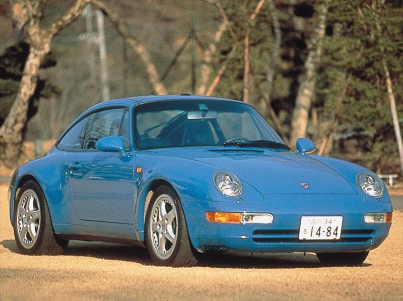 993型911の外観01