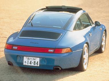 993型911の外観02