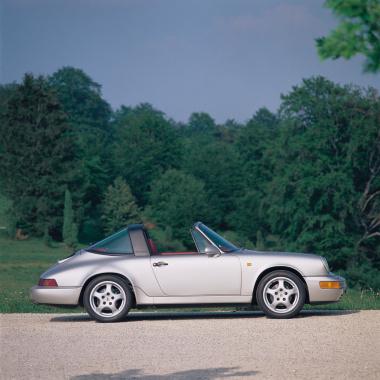 964型911の外観02