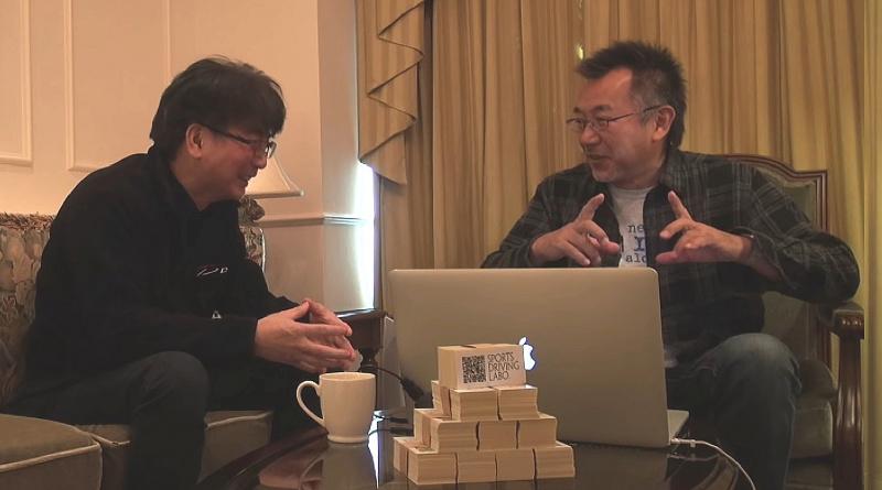 大井貴之さんと 廣江健一郎さん