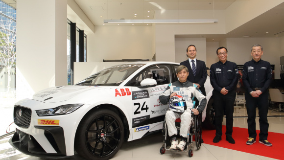 車椅子の元GPライダー・青木拓磨選手