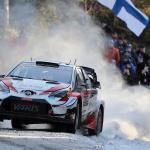 WRC第2戦スウェーデン1日目。ヤリスWRCのエバンス選手が首位に立つ! - wrc_sweden_day1_001