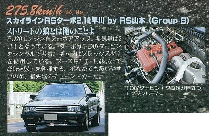 RSヤマモト RSターボ