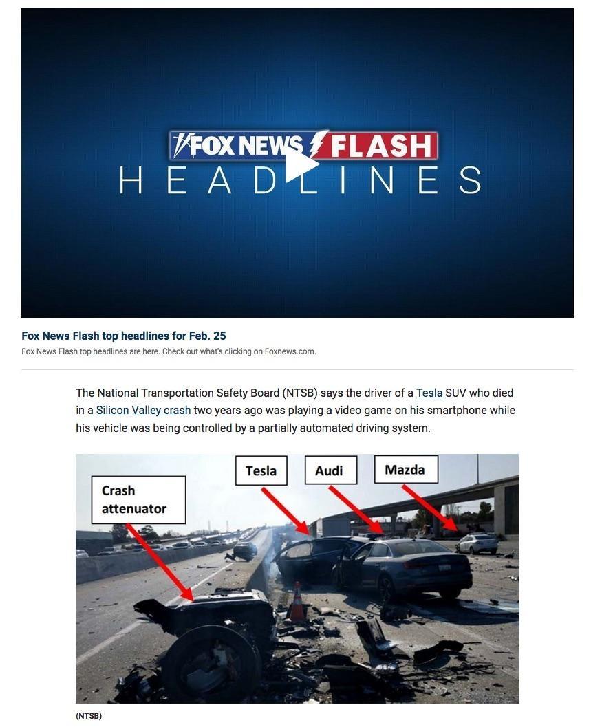 FOX NEWSの記事