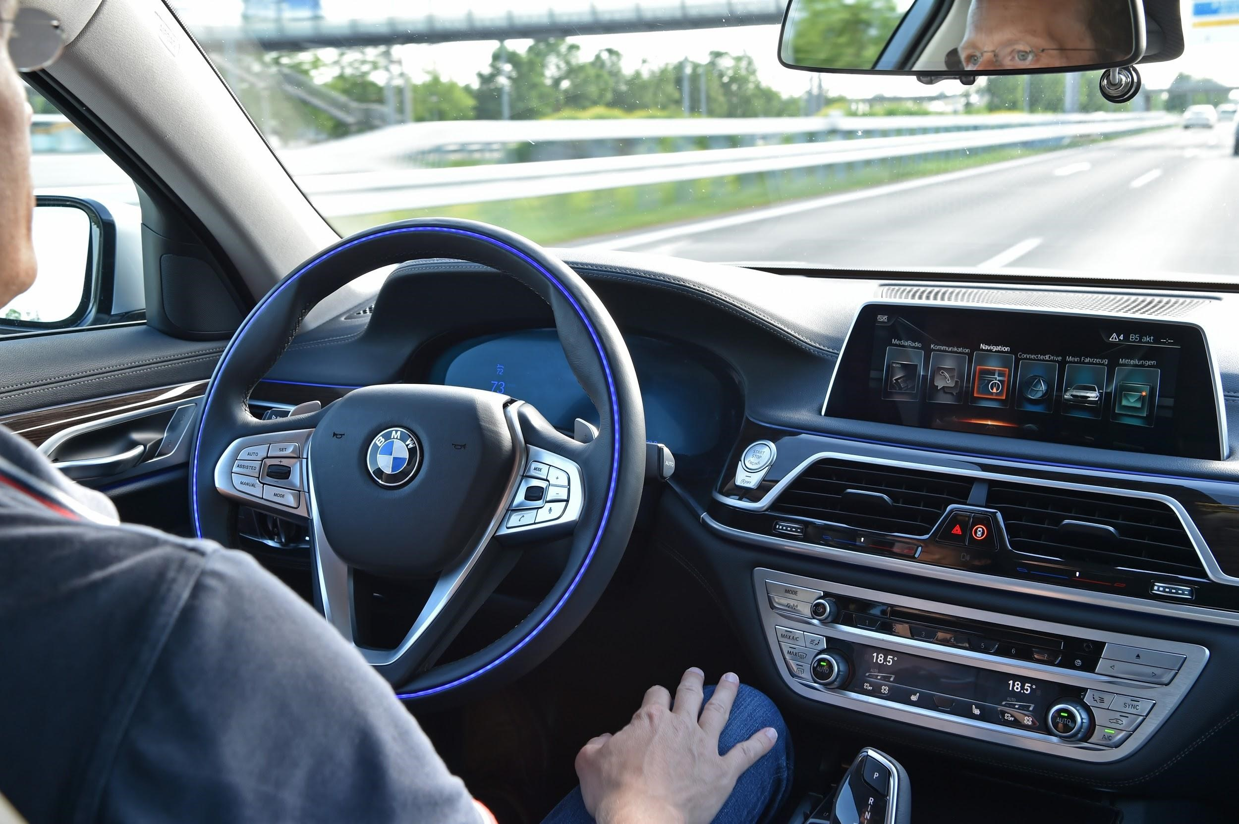 BMWのシステム