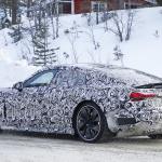 アウディ「E-Tron GT」を初スクープ! 市販型EV初のスポーツクーペ誕生へ - Audi etron GT 13