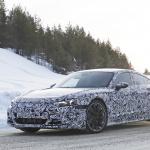 アウディ「E-Tron GT」を初スクープ! 市販型EV初のスポーツクーペ誕生へ - Audi etron GT 6
