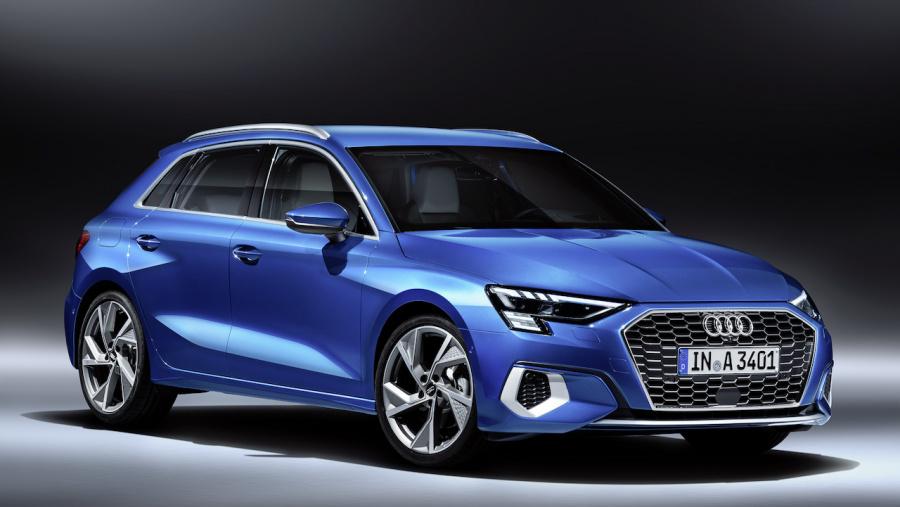 4代目の新型Audi A3 Sportbackがデビュー。まずは3つのエンジンから市場投入【新車】