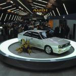 アウディのquattro(クワトロ)が40周年。今も進化し続けるフルタイム4WDとは? - The start: First Audi quattro was presented at the Geneva Motors