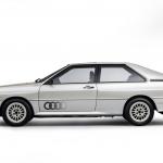 アウディのquattro(クワトロ)が40周年。今も進化し続けるフルタイム4WDとは? - Encounter – The Audi Technology Magazine 2/2015